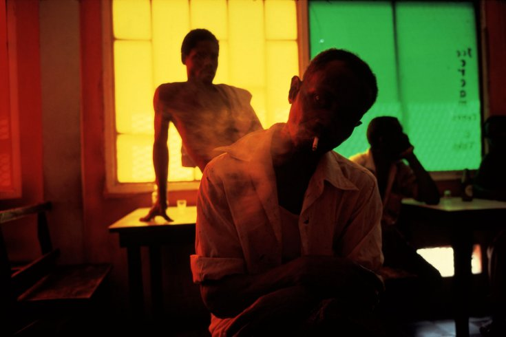 The Suffering Of Light - Alex Webb