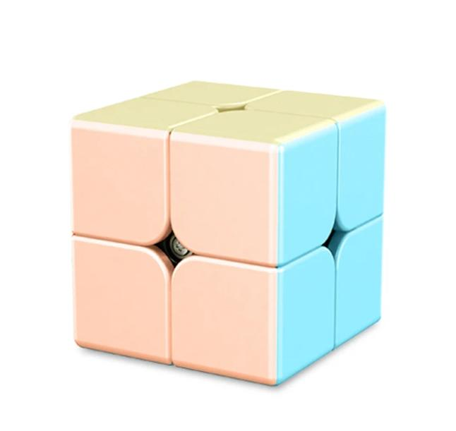 rubiks cube macaron