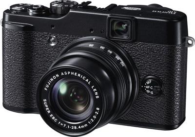 appareil photo fuji X10