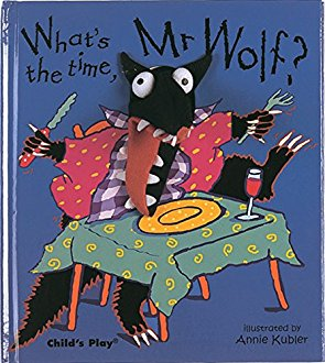 What's the time Mr Wolf ?