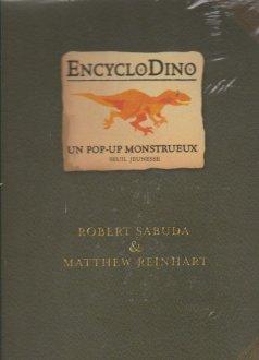 Album EncycloDino : Un pop-up monstrueux