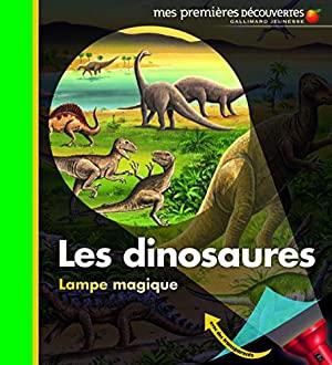 Les Dinosaures Lampe Magique