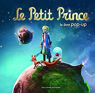 Le Petit Prince : Le livre pop-up [Relié]