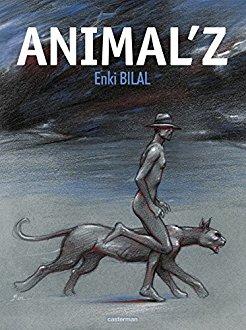 BD - Animal'z - Enki Bilal