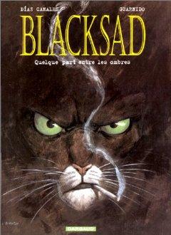 Blacksad T1 : Quelque part entre les ombres