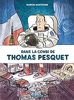 BD - Dans la Combi de Thomas Pesquet
