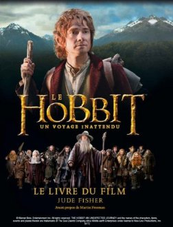 Bilbo le Hobbit: un Voyage Inattendu, le Livre du Film