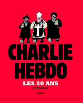 Charlie Hebdo Les 20 ans
