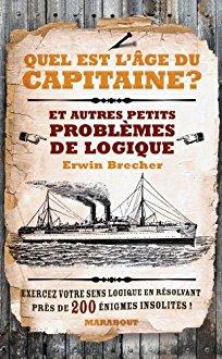 Enigmes et jeux : Quel est l'âge du capitaine