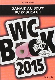 WC Book : cadeau culture décalé