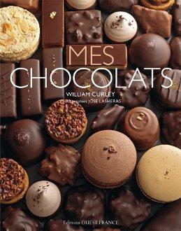 Livre de cuisine pour faire ses chocolats