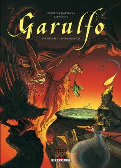 Garulfo l'intégrale, tome 1 et 2.