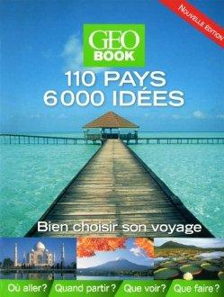 GEOBOOK : 110 pays, 6000 id�es