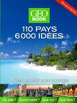 GEOBOOK : 110 pays, 6000 id�es
