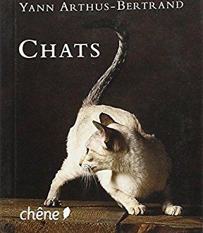 Livre - Chats - Yann Arthus Bertrand