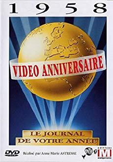 Film vidéo sur l'année 1958