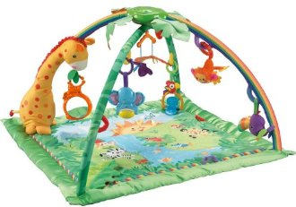 Tapis d'Eveil de La Jungle