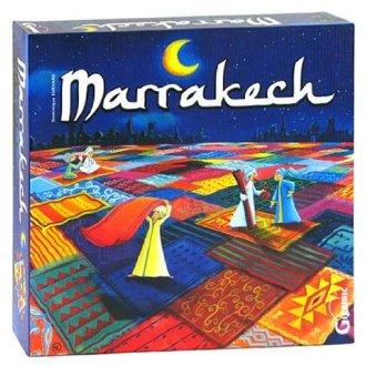 Marrakech jeu de société