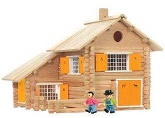 Maison En Rondins