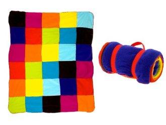 un plaid color pour r chauffer les corps et les lieux. Black Bedroom Furniture Sets. Home Design Ideas