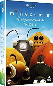 Minuscule Coffret 4 DVD