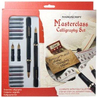 Kit de calligraphie