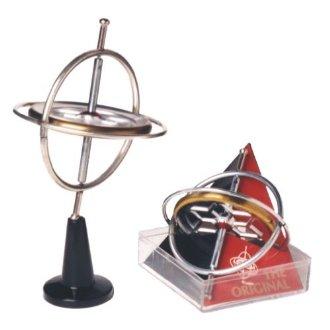 Expérience impressionante le gyroscope