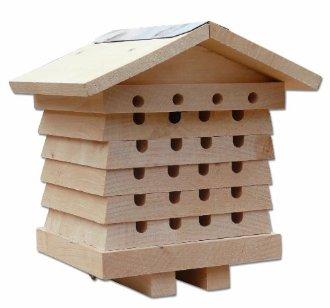 Ruche pour abeille solitaire