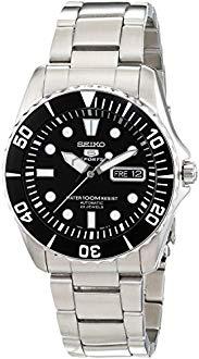 Montre Seiko automatique Bracelet Inoxidable