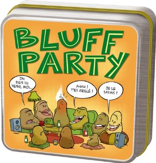 Jeu d'ambiance Bluff party