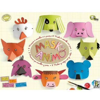 Masques d'animaux made in France
