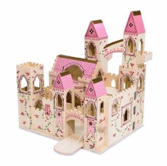Château pliable de la Princesse