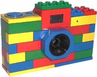 Appareil photo numérique Lego