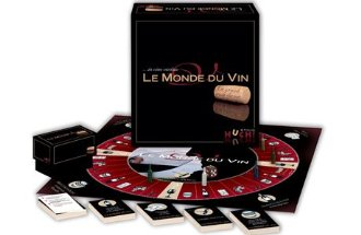 Jeu Le Monde du Vin