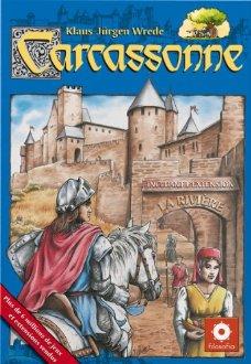 Carcassonne, jeux de société