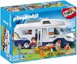 Playmobil - Grand Camping-Car Familial