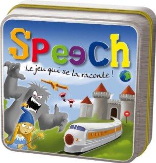 Jeu d'imagination Speech