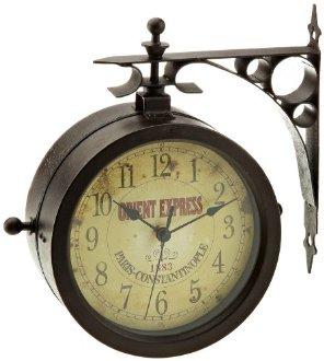 Horloge déco vintage