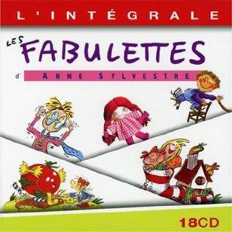 L'intégrale des Fabulettes d'Anne Sylvestre