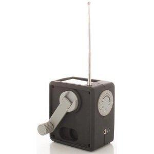 Radio FM à remonter Solaire