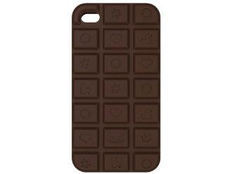 Housse iPhone Chocolat