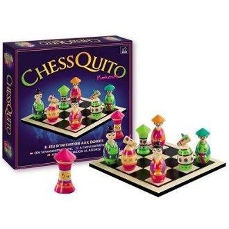 Jeu d'échecs pour enfants Chess Quito