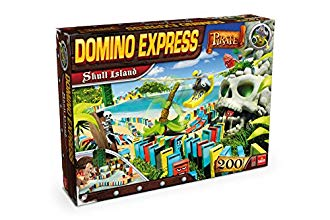 Jeu de construction Domino Express