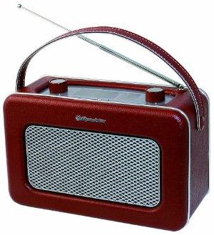 Radio portable vintage