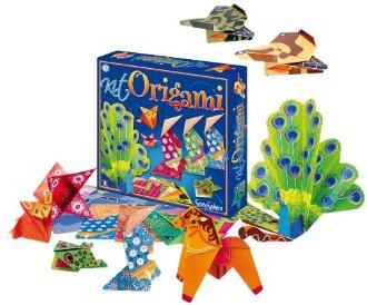 Kit pour faire de l'origami