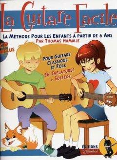 Méthode de guitare pour enfant