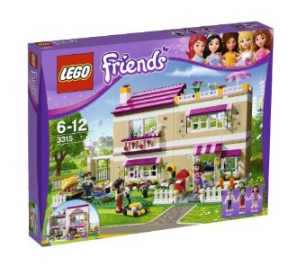 Lego Friends La villa
