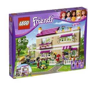 Lego Friends La villa