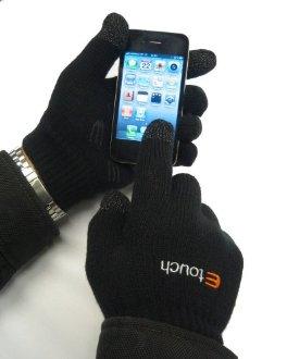 Gants pour écrans tactiles