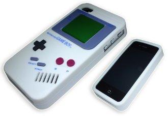 Coque iPhone Gameboy